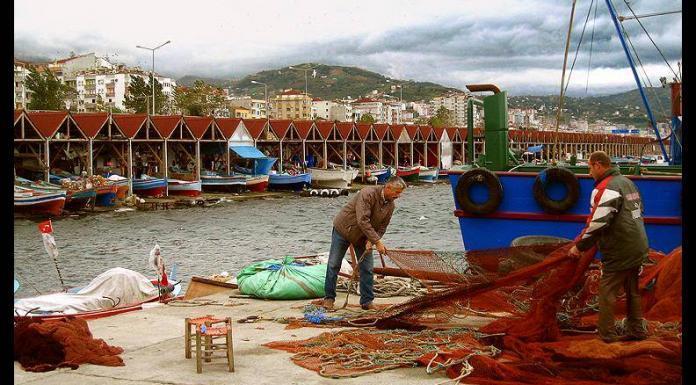 faroz balıkçı barınakları