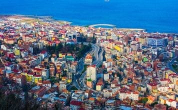 Boztepeden-Trabzon