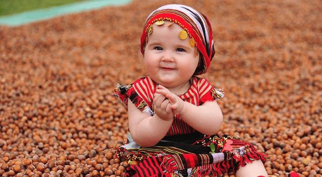 Karadeniz'de bebeklere hangi isimler konuluyor